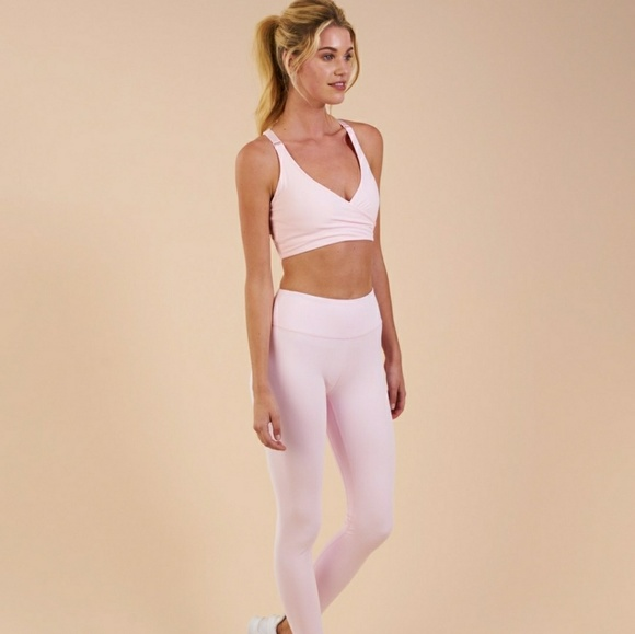 bd313f2ec0 Gymshark Pants | Dreamy Chalk Pink Leggings Nwt Small | Poshmark